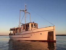 1927 Custom Berg Trawler