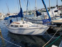 1984 Catalina 27 sloop