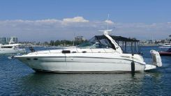 2002 Sea Ray 380 Sundancer