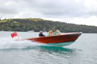 2019 Riva Aquarama Replica