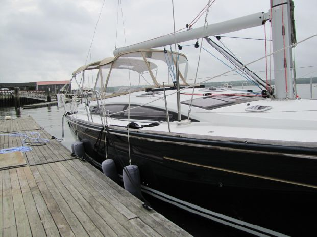 2012 Jeanneau Brokerage Purchase
