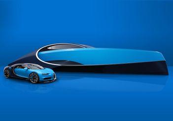 2019 Palmer Johnson Bugatti Niniette