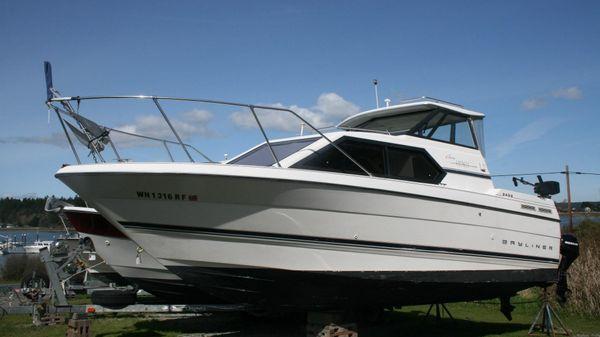 Bayliner 2452 CIERRA EXPRESS Profile