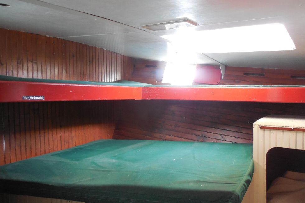 1984 Atlantic City Charter schooner - Forward cabin 1