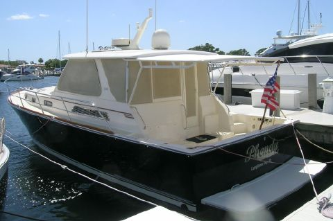 2006 Sabre 42 Hardback Salon - Port Quarter
