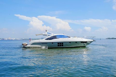 2014 Azimut 62S - 2014 AZIMUT 62S FOR SALE IN CANCUN