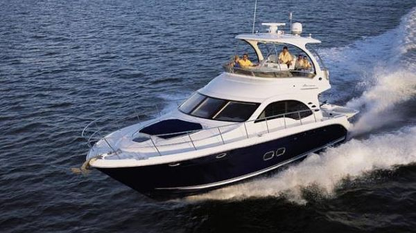Sea Ray 52 Sedan Bridge - MAN