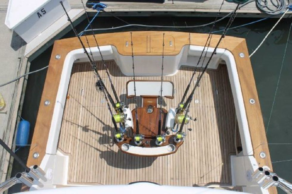 2006 Buddy Davis 52 SPORT EXPRESS FISH