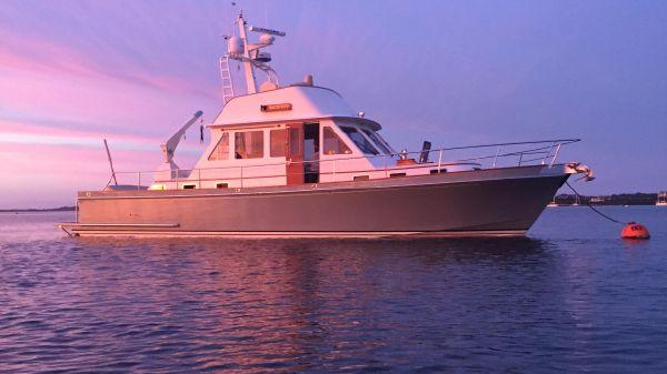 Snug Harbor 50 Aft cabin