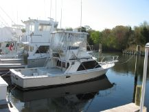 1988 Blackfin Sportfisherman