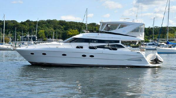 Neptunus 56 Flybridge Port Side