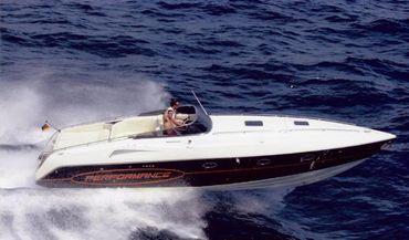 2005 Performance 1107 Full Option boat