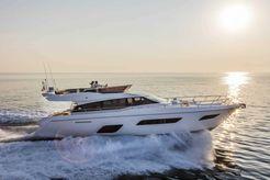 2020 Ferretti Yachts 550