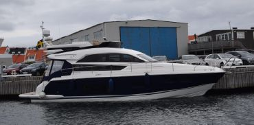 2014 Fairline Squadron 48 Flybridge