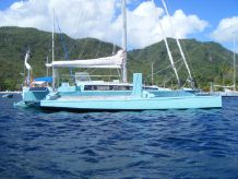 2005 Custom Trimaran repliable Lucas 40