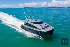 2014 Custom Lomocean Power Catamaran
