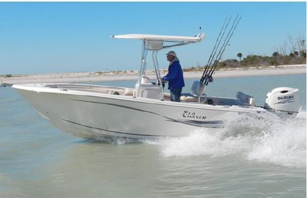 2018 Sea Chaser 20 HFC