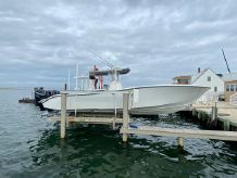 2006 Yellowfin 34 Center Console, NEW Engines
