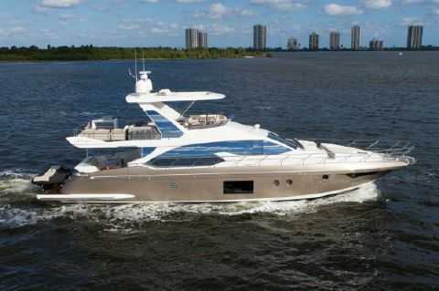2016 Azimut 66 FLY BRIDGE