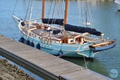 1982 Schooner Bombigher 50 Ft