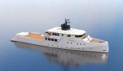 2022 Explorer Support vessel