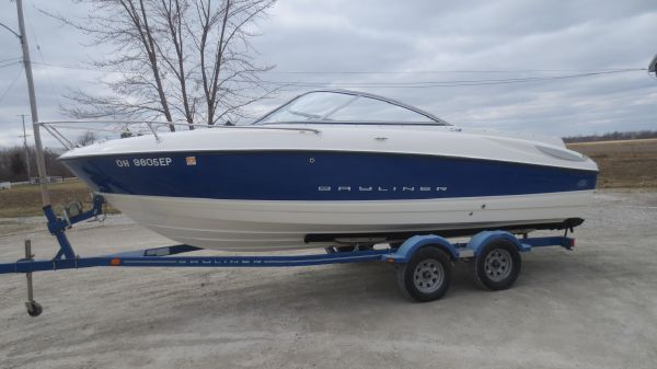 Used Bayliner Boats For Sale - Port Clinton, OH | Happy Days