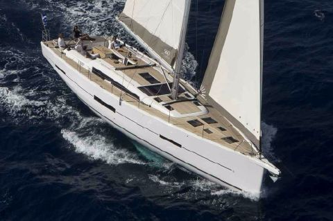 2015 Dufour 560 Grand Large - Exclusive 56