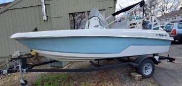 2019 Wellcraft 162 Fisherman
