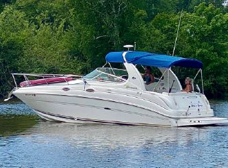 2002 Sea Ray 280 Sundancer