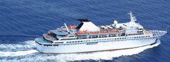 1974 Cruise Ship - 506/795 Passengers - Stock No. S2400