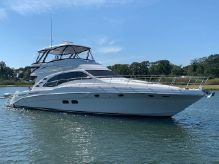 2010 Sea Ray 58 Sedan Bridge