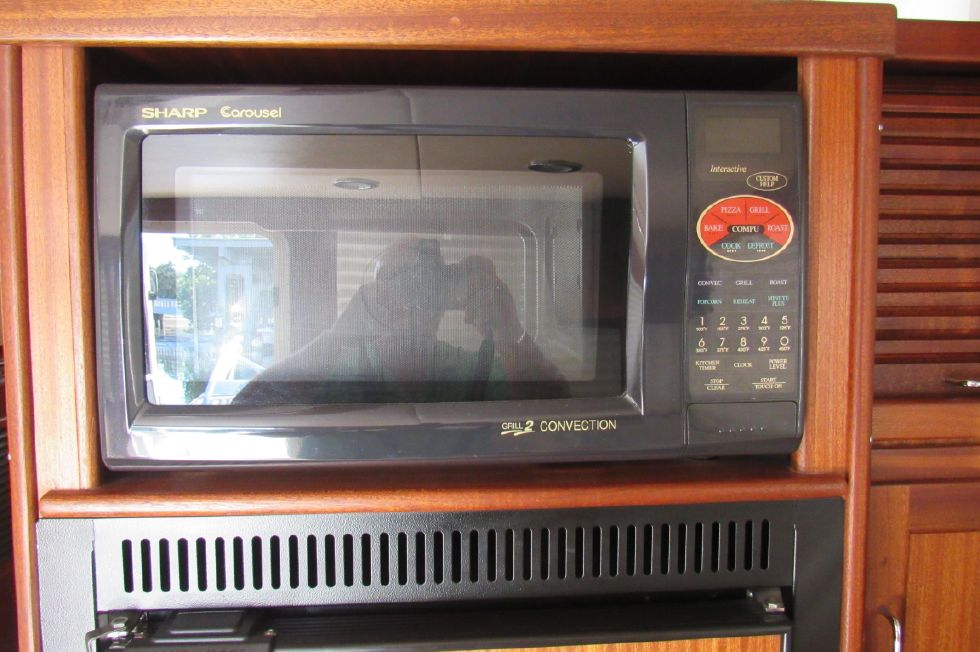 Microwave/Convection