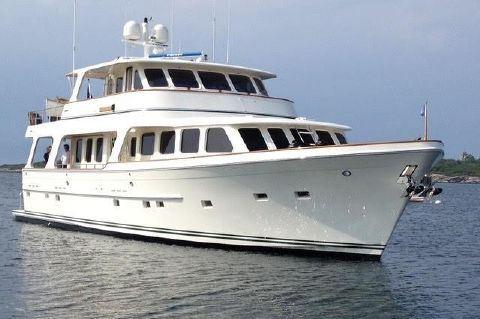 2004 Offshore Yachts 80 Voyager