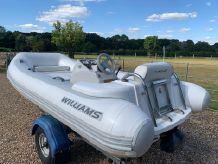 2008 Williams Jet Tenders 325 Turbo Jet