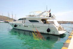 1998 Ferretti Yachts 72'