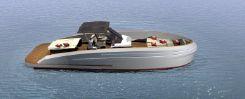 2020 Italian Vessels Freedom 42 open Entrobordo