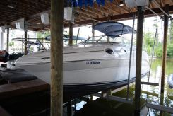 2002 Sea Ray 240 Sundancer