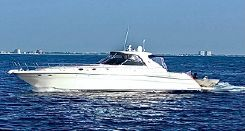 2005 Sea Ray 60 express
