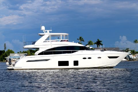 2016 Princess 68 Motor Yacht - Princess 68 Profile
