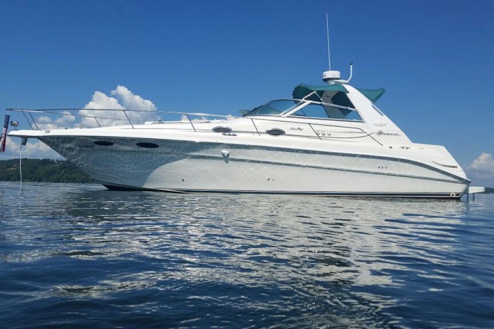 1997 Sea Ray 330 Sundancer 33 Boats for Sale - All Captains