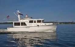 2021 Helmsman Trawlers 43E PILOTHOUSE
