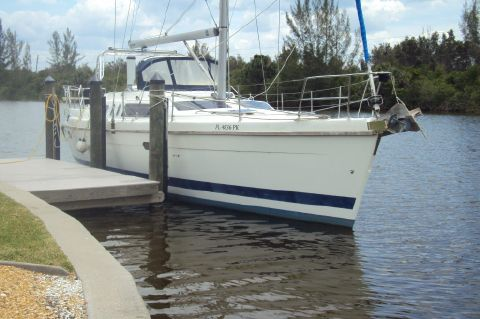 1997 Hunter Passage 450