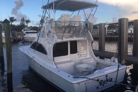 2000 Luhrs Tournament 360 Convertible
