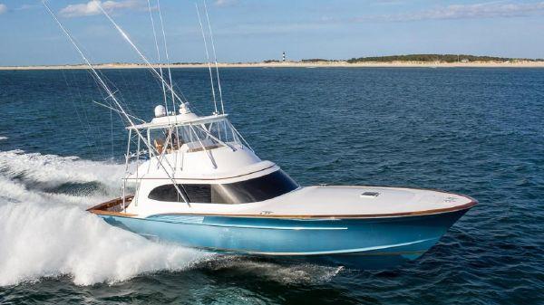 Scarborough Custom Carolina Sportfish