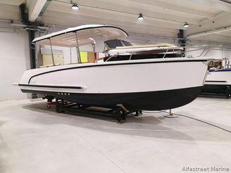 2020 Alfastreet Marine 23 Cabin Motor