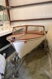 1963 White Canoe Company Runabout