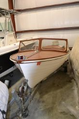 1963 White Canoe Company Runabout