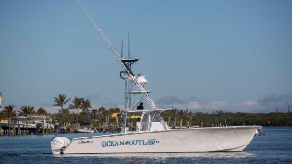 Sea Hunter Center Console