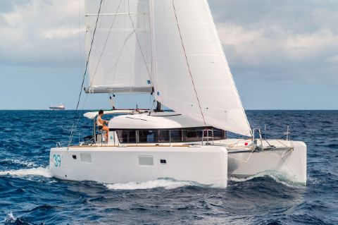 2014 Lagoon 39 - Manufacturer Provided Image: Lagoon 39