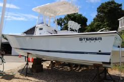 2020 Steiger Craft 255 Deep-V CC- IN STOCK